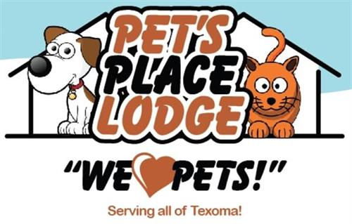 Pet's Place Lodge Logo