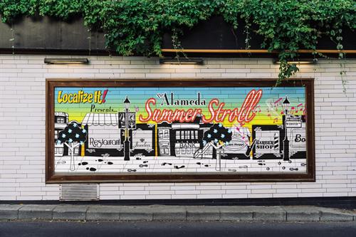 Event Marketing Designs: Billboard