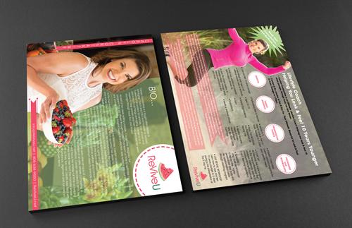 Marketing Design: Bio Flyer