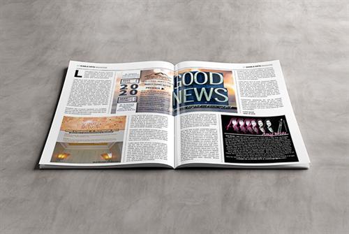 Magazine Ad Designs