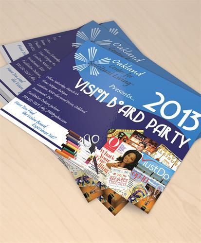 Event Marketing Design: Flyer