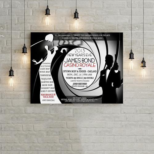 Event Marketing Design: Poster