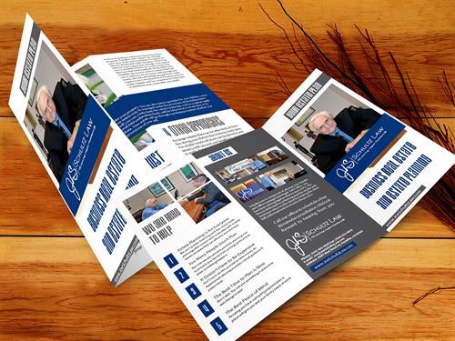Brand Identity Design: Brochure