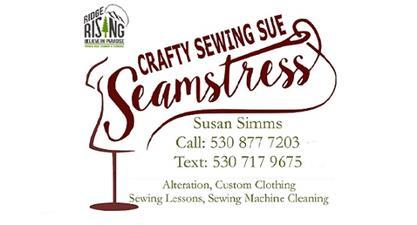 CraftySewingSue Custom Seamstress