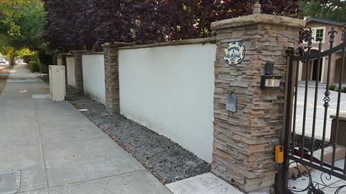 SOund/ Privacy Wall, Danville, CA