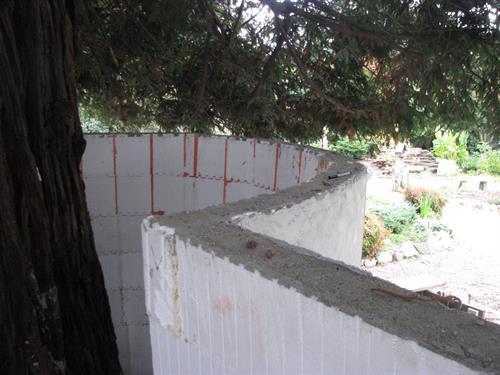 Privacy Wall, Fairfield, CA