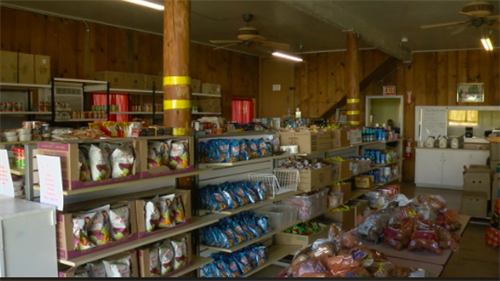 Food in Resource and Recovery Center