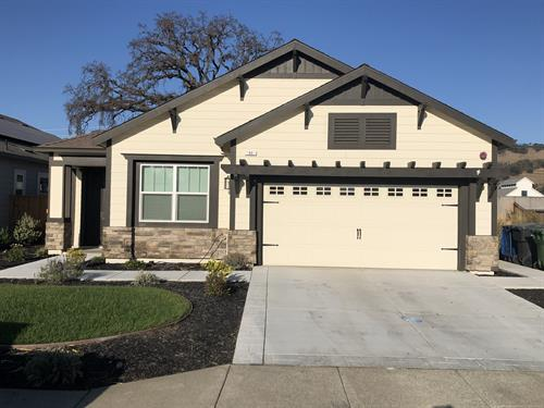 Built - Willowgreen Dr. Santa Rosa CA - Traditional - 1,900 sf. Greatroom 4br 2 1/2ba.