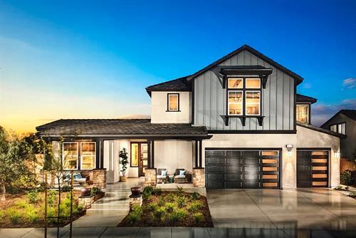 Built - Modern Farmhouse Style - 2,500 sf. Greatroom 4br. 3 1/2ba.