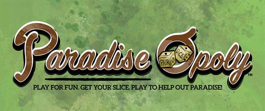 The Paradise-Opoly Board Game