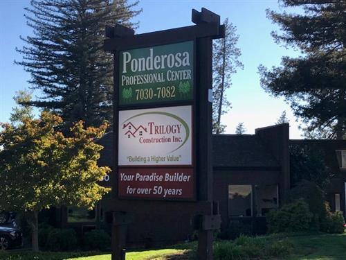 Located in the Ponderosa Professional Plaza