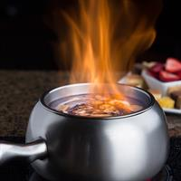 Flaming Turtle is a fan favorite at The Melting Pot