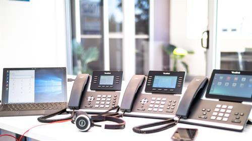 SecureTel Cloud Business Phone System