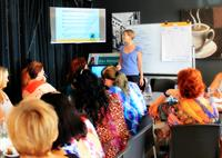 Workshop at Sunshine Coast Women Entrepreneur Network