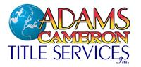 Adams Cameron Title Services, Inc. Bid Approval