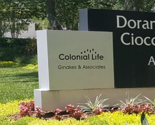 Colonial Life's 30-year local agency, here in Daytona Beach.