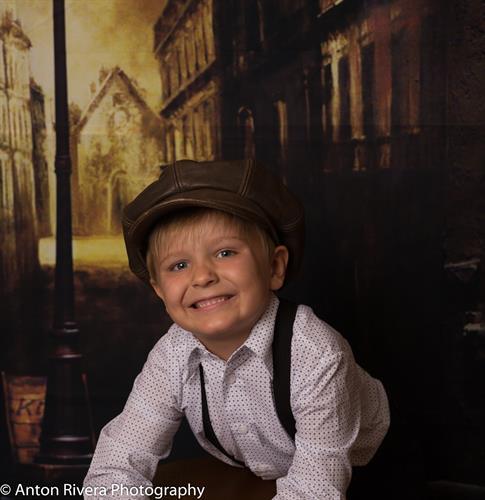Steampunk Child