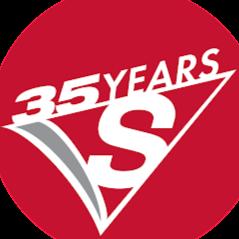 35 year Signarama Logo
