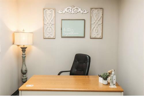 Hope's office