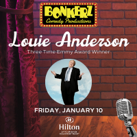 Louie Anderson LIVE at the Hilton