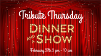 Hilton Tribute Dinner Show