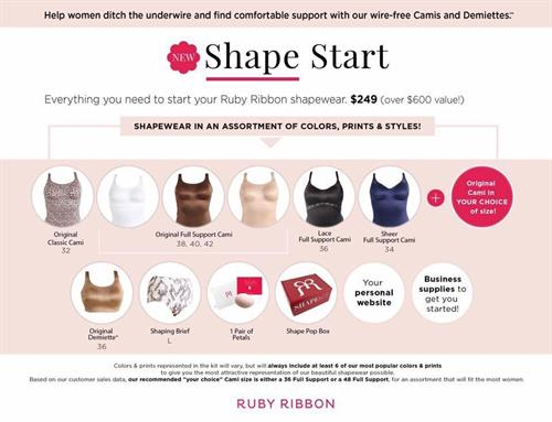 Shape Start - Boutique in a Box