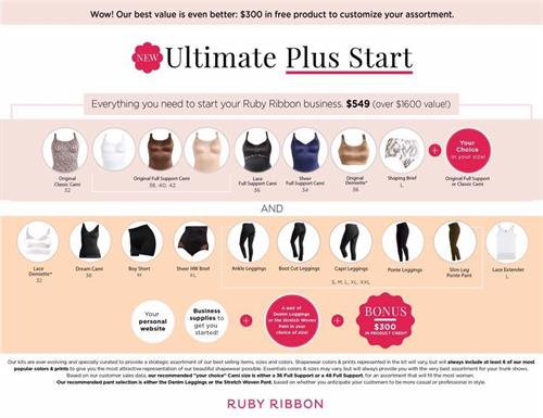 Ultimate Start PLUS - Boutique in a Box