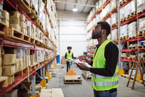 Warehouse Positions