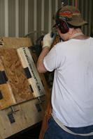 Phoenix Industries, KCCDD's manufacturing workshop where clients practice job training skills
