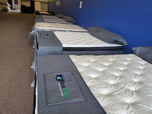 mattress lineup!