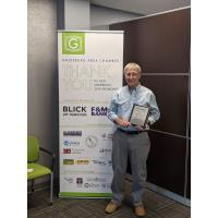 Galesburg Area Chamber Announces 2020 Thomas B. Herring  Community Service Award Winner