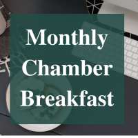 Monthly Chamber Breakfast - August 2021
