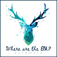 Where are the Elk Art Walk