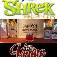Outdoor Market event and fundraiser for the Venue Theatre