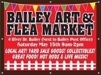 Bailey Art & Flea Market will include Daddy's Homemade