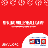 Let's Play Volleyball | Register Today!