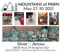 Silver Arrow - MOUNTAINS OF PAWN May 27-30 2021