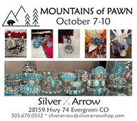Silver Arrow - MOUNTAINS OF PAWN OCTOBER 7-10 2021