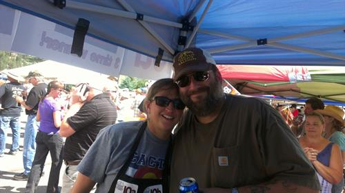 Megan & Gary - Big Chili Cook-Off 2013
