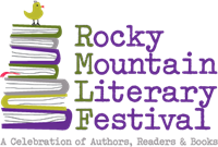 Sponsorships Available for the Rocky Mountain Literary Festival