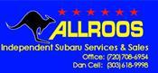 All Roos-Subaru Service & Sales