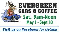 Evergreen Cars and Coffee
