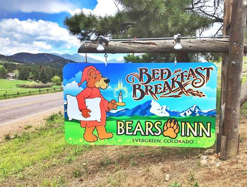 Bears Inn B & B