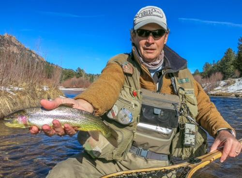 Orvis blue quill angler 101 fly fishing seminar may 7 for Orvis fly fishing 101