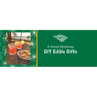 Virtual Workshop: DIY Edible Gifts