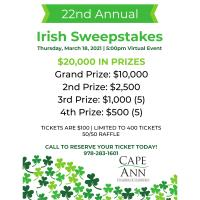 22nd Irish Sweepstakes
