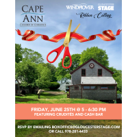 Windhover & Gloucester Stage Ribbon Cutting