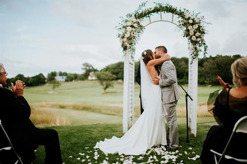 Ceremony- Photo by: Amy Spirito Photography