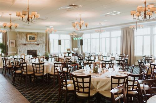 Reception- Photo by: Amy Spirito Photography