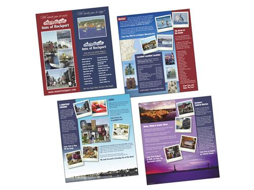 Inns of Rockport brochure